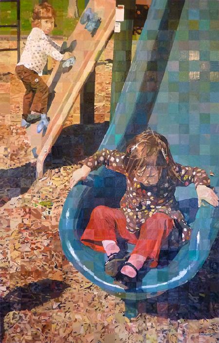 Slip (2010) by Joseph Spangler