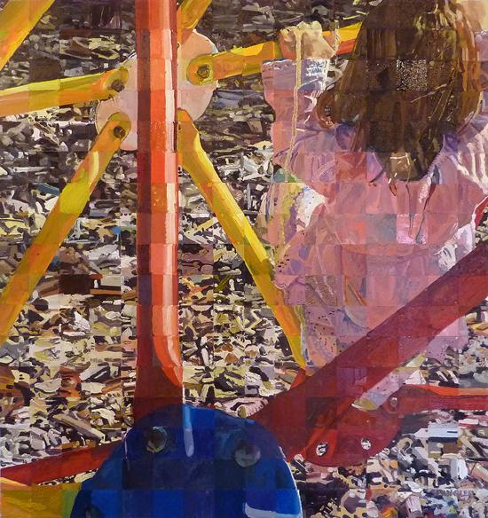 Cling (2010) by Joseph Spangler