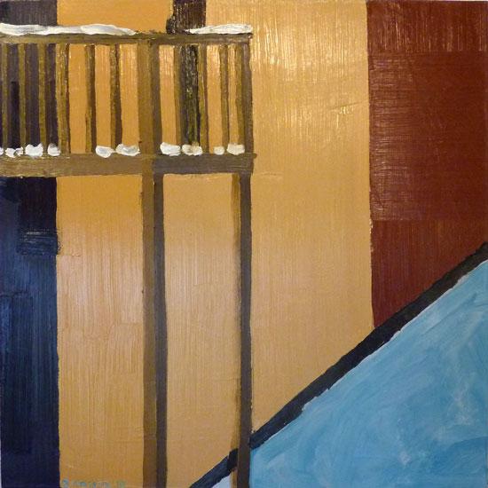 Balcony (2010) by Joseph Spangler