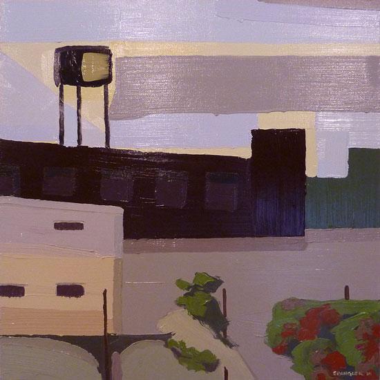 Factory (2010) by Joseph Spangler