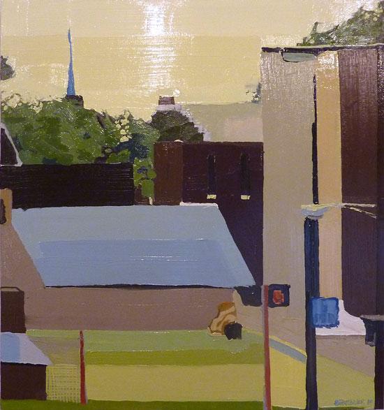 Granat (2010) by Joseph Spangler