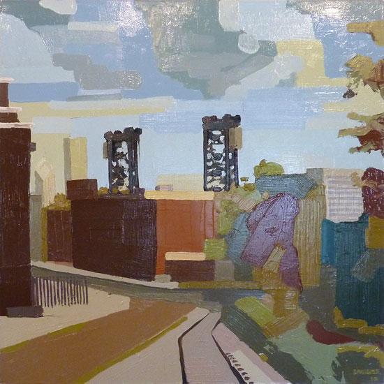 Warehouse (2010) by Joseph Spangler