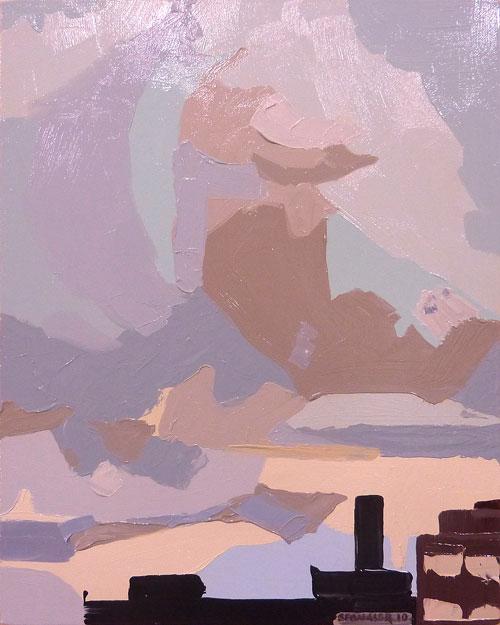 Chimney (2010) by Joseph Spangler