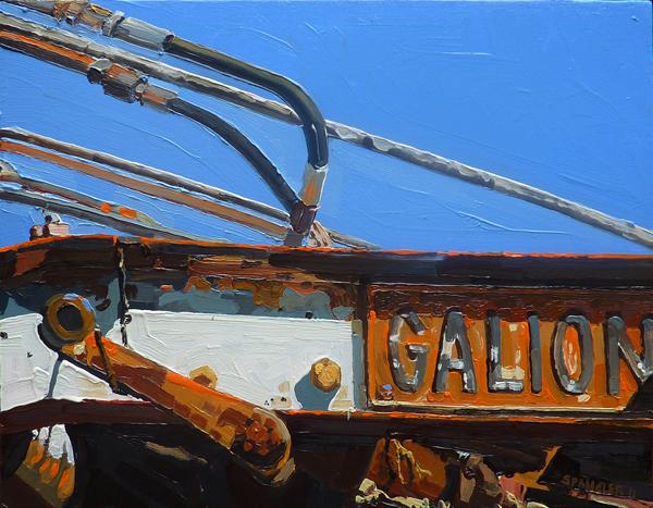 Gallon (2011) by Joseph Spangler