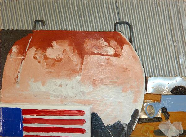 Construction study 2 (2011) by Joseph Spangler