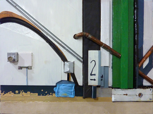Elevate (construction) (2011) by Joseph Spangler