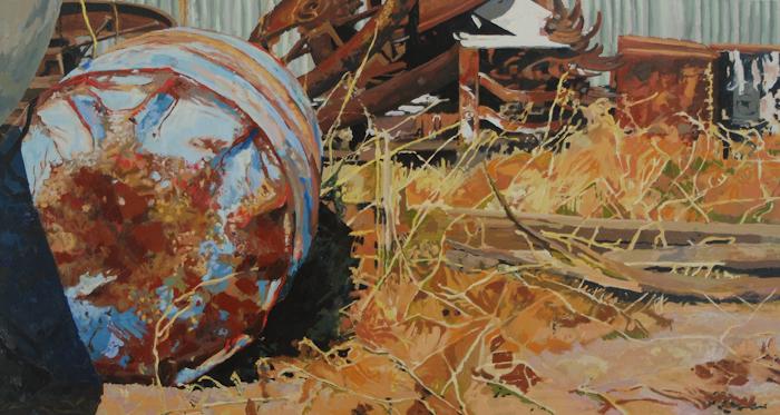 Drum (2013) by Joseph Spangler