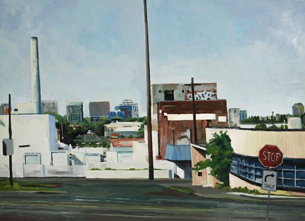 Facility (2015) by Joseph Spangler