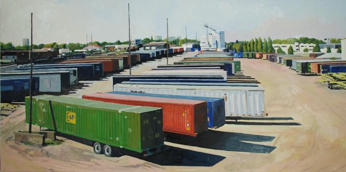 Logistics (2015) by Joseph Spangler