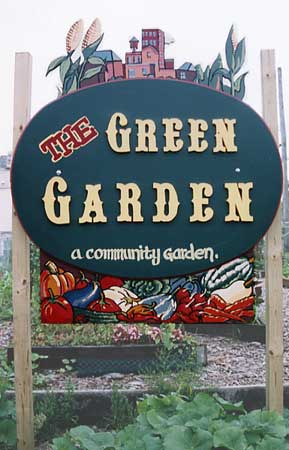The Green Garden (2002) by Joseph Spangler