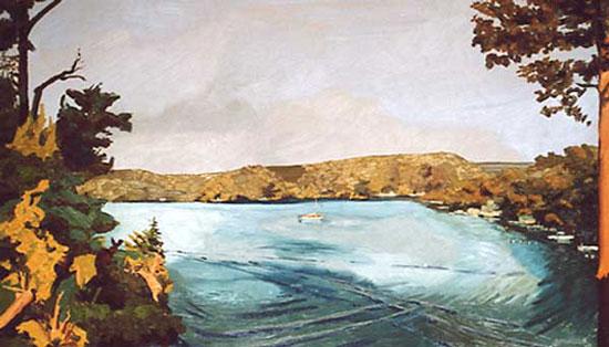 Lakescape (2002) by Joseph Spangler